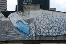STREET TALK / Art that inspires LTNM / by Love Thy Neighbor Mexico