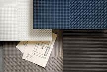 Charming Design Materials / Selezione di materiali per l'arredamento con caratteristiche di preziosità, eleganza e raffinatezza