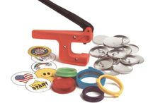 Button Machines / All types of Badge-A-Minit button machines