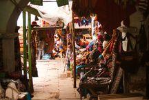 Mercados del mundo / Los mercadillos callejeros más pintorescos del mundo