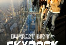 Bucket List / Things to do ~ Carpe Diem ~