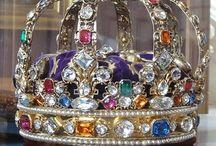 Joias e Coroas