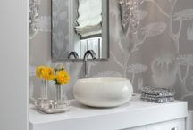 Colour at home: Greys & Silvers / by realestate.com.au