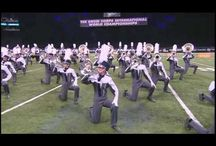 Marching Band / DCI / by Wharton Bands