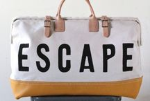 Escape to Somewhere Wonderful | PFt Style Board