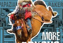 2014 California Rodeo Salinas Happenings-July 17-20 / The 2014 California Rodeo Salinas will take place over four days in July with evening performances on Thursday & Friday July 17th and 18th and day time performances on Saturday & Sunday July 19th and 20th. Get more info and tickets here: http://www.carodeo.com/events/2014/prca-rodeo / by California Rodeo