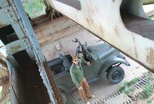 GAZ 69  / profil poświęcony wszystkiemu co wiąże się z Gazem 69, zdjęcia, filmy, schematy konstrukcji itp