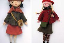 dolls / by Jenny Elkins