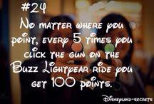Disney Secrets/Tips/Hacks Must Do's