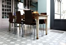Project Iris de Corte / Cement tiles - Pictures of projects from our customers - Project Iris de Corte