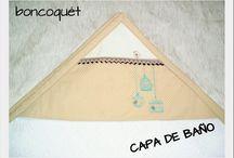 LA HORA DE BAÑO! Boncoquét / Capas de Baño de Boncoquét. El complemento perfecto para que tú bebé tenga el mejor de los baños!  www.facebook.com/boncoquet