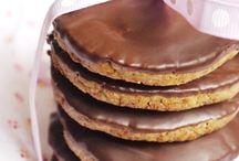 Biscuits chocolat  granola sans gluten