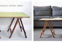 Reclaimed Timber Furniture / Home Decor made from reclaimed timbers.
