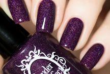 nail polish colors and nail art
