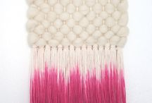Weaving Dream / Very cute decor for your home.. Something like a dream!