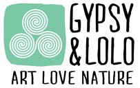 Gypsy and LoLo / Gypsy and LoLo is a family-run, progressive, eco-minded fashion company that produces unique garments and accessories made from recycled cotton and upcycled fabrics. We pay fair wages to small, local sewing facilities in the San Francisco Bay Area. Buying any of our products helps contribute to a world wide movement to preserve the planet, support organic farmers, boost local economies and create a demand for high quality sustainable goods.