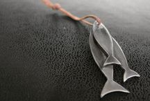 Silver jewelery / Simple jewelry but with a strong personality inspired by nature