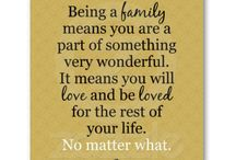 Favorite Quotes ~ Family