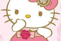 Hello Kitty ;) Sooooo cute