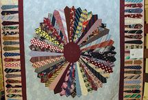 Art - Ties Repurposed / I love the design of making things with ties / by Rinnie Hunt Henry