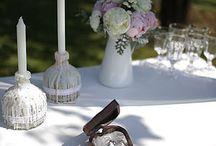 Letní svatba inspirace / summer wedding inspiration