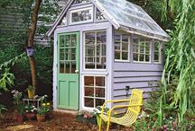 Potting Sheds / by Eden Condensed