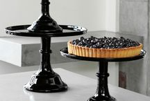Colored Cake Stand / All Colores Cake stands