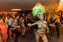 THEME: Brazilian Entertainment / A selection of Brazilian themed acts.