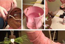 Bottle Hand Craft