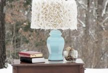 Lighting/Chandy ideas and DIY / by Michelle Risdon