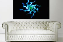 Canvas Art Shop Abstracts / Abstract canvas prints by The Canvas Art Shop. Affordable abstract wall art.