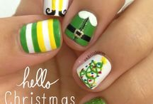• Nails • (Christmas & Winter)