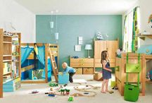 play rooms / by jessica