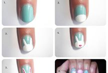 Nails - Easter / by Erin DeCuir