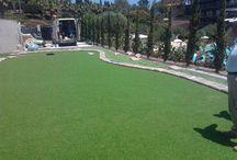 Eolian Milazzo Hotel / i nostri allestimenti. #greenmakers #golf