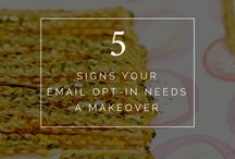 { Lead magnets & growing your email list }