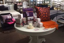 Josephine Home at Harrods, London / Our beautiful installation on the 2rd Floor of the world famous Harrods, London where you can see and feel our products for yourself.