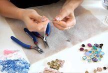 DIY Earrings & Hooks