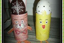 kuřátka na velikonoce