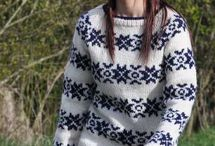 knitted sweaters / All kinds of knitted sweaters