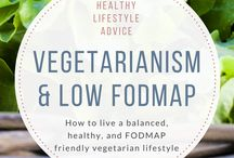 vegetarian low fodmap