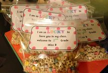 sweet idea for students staff / by Jessie Fishel