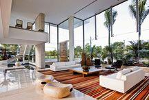 salas de estar / living room