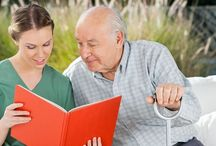 Healthy Aging / Great information for caregivers about senior care and wellness