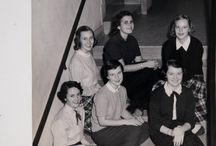 Class of 1954 / Photos of the Mount Holyoke College class of 1954 from the MHC Archives and Special Collections