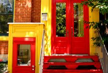 Color Combo: Red And Yellow