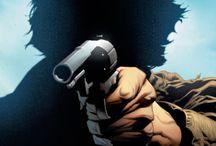 The gunslinger / Roland and friends