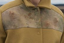 POET.KA coats / Ecoprint coats, ethnic style, bohemian style, eco fashion, slow fashion.