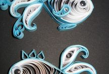 Quilling beauty
