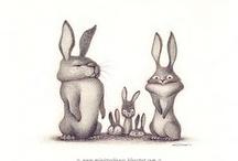 Illustration / by Rachel U